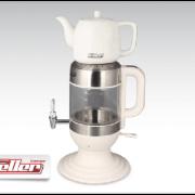 چای ساز و سماور برقی فلر ۸۱۰ ( Feller TSP 810 W )
