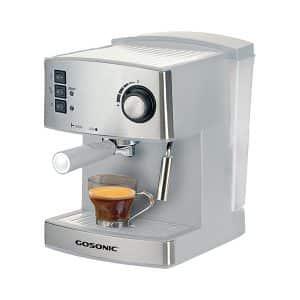 قهوه ساز گاسونیک ۸۶۷ ( قهوه جوش ، اسپرسو و کاپوچینو ساز گوسونیک )