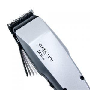ریش تراش و ماشین اصلاح موزر ۰۴۹۰ - ۱۴۰۰ ( Moser 1400 - 0490 )