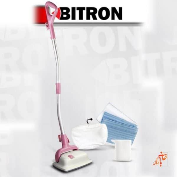 سرامیک شوی و کفشوی بخار بایترون ۱۰ ( Bitron BSM 10 )