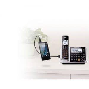 تلفن بیسیم پاناسونیک 7872 ( Panasonic KX _ TG 7872 )