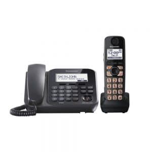 گوشی تلفن بیسیم پاناسونیک 4771 ( Panasonic KX _ TG 4771 )