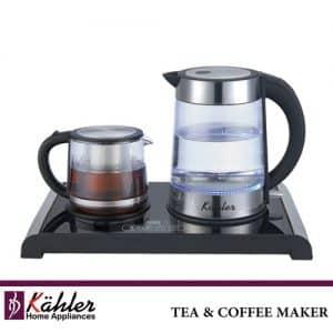 قهوه ساز و چای ساز کاخلر 712 ( KH 712 B )